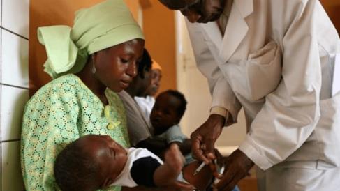 Campaña de vacunación de Gavi Alliance @GA