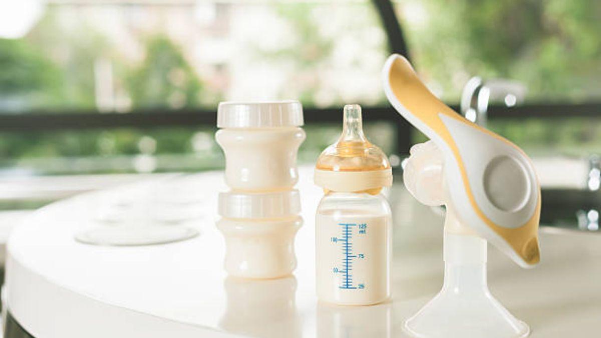 Cómo elegir y usar el extractor de leche