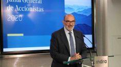 Fernando Abril-Martorell, presidente de INDRA @Indra