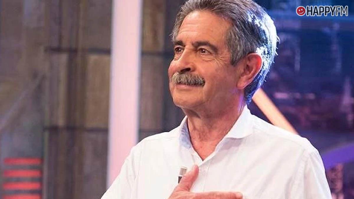 Miguel Angel Revilla, presidente de Cantabria.