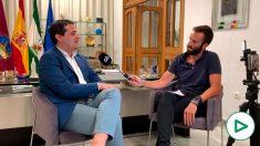 Álvaro Ojeda entrevista a José María Bellido, alcalde de Córdoba.