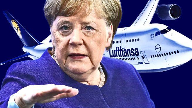 Merkel alerta de que las diferencias entre los 27 son todavía «muy grandes» y augura unas negociaciones «muy difíciles»