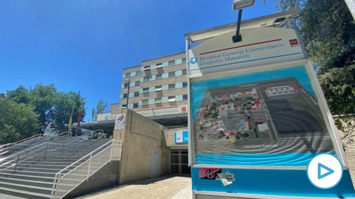 Fachada del Hospital Gregorio Marañón.. – Eduardo Parra  (Europa Press)