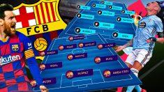 Celta y Barcelona se enfrentan en Balaídos.