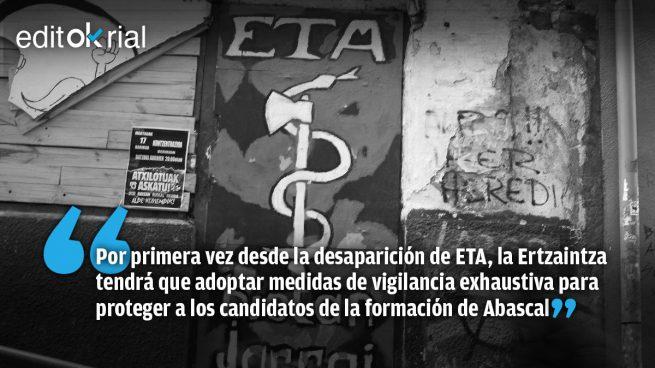Los herederos de ETA vomitan su odio contra Vox