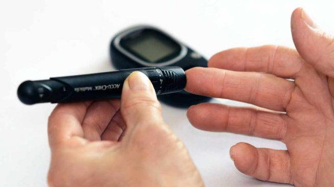 Neuropatía en diabéticos