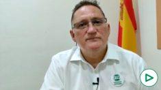 Juan Carlos Valverde, presidente de Stop Impuesto de Sucesiones.
