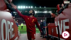El emotivo vídeo del Liverpool para celebrar la Premier.