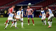 Atlético de Madrid – Alavés | Liga Santander, en directo