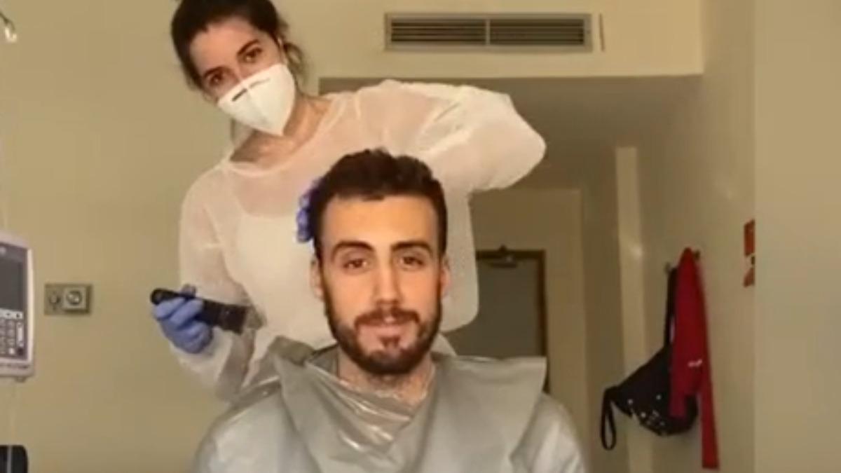 Instagram: Dani un joven con un tipo raro de cáncer inicia una campaña para encontrar un donante de médula