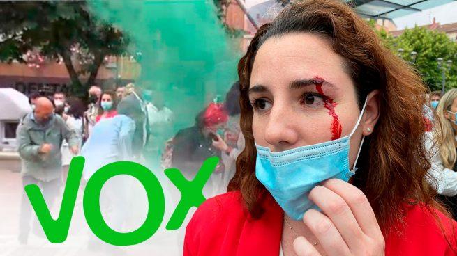 La diputada de Vox agredida en Sestao: «Lo de Urkullu no es una condena y confirma la autoría de la encerrona»