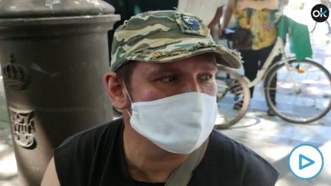 Un vendedor de productos contra los «fascistas» de Vox: «¿Que el Che odiaba a los LGTBI? Eran sus ideas»