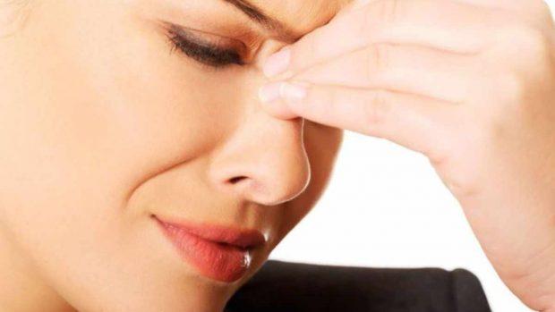 Aceites contra la sinusitis
