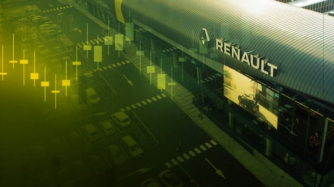 Aire para el automóvil: Renault recibe un 10% más pedidos que en 2019 en la reapertura de sus fábricas en España