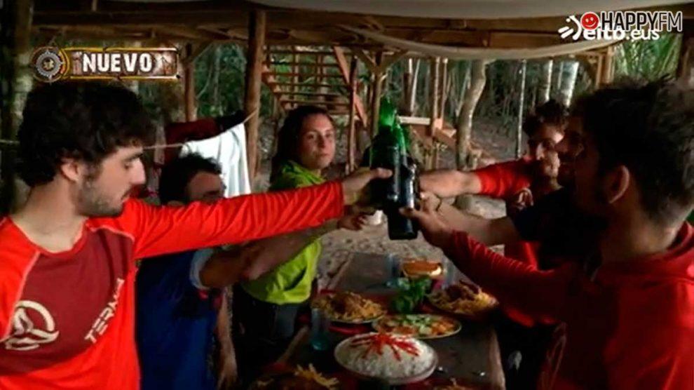 El conquistador del fin del mundo: Durana, Erro, Jon Quel, Mikel, Lander e Isma se la juegan en la final de hoy