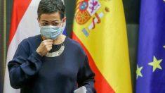 Arancha González Laya, ministra de Exteriores. Foto: EP