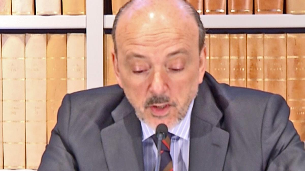 Javier Monzón, ex presidente de Prisa.