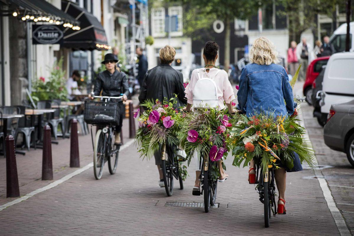Calles de Ámsterdam @Getty