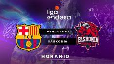 Barça Basket – Baskonia: horario y dónde ver en directo por TV la final de la Liga Endesa de la ACB