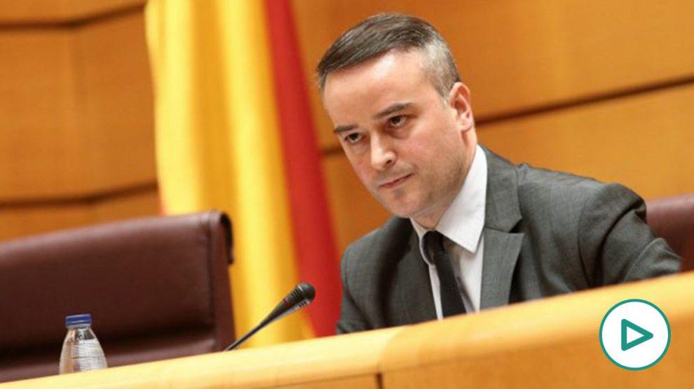 El director del Gabinete de la Presidencia del Gobierno, Iván Redondo (Foto: Eduardo Parra/Europa Press).