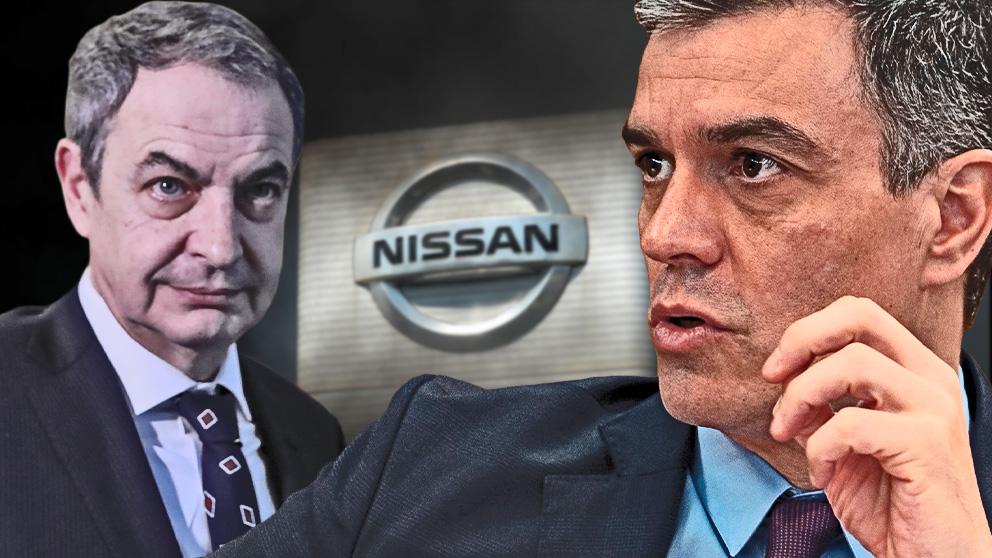 La 'maldición' socialista: la crisis de Nissan Barcelona arrancó con Zapatero y estalló con Sánchez