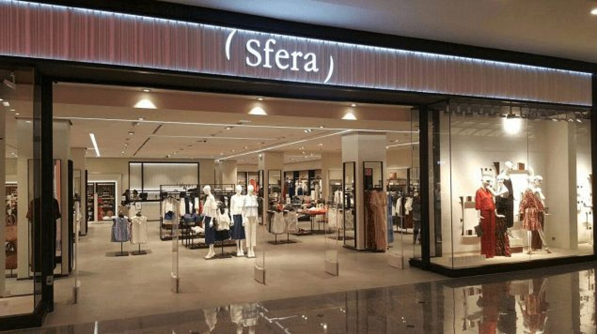 Sfera es una de las firmas que mayores descuentos ofrece en sus colecciones este verano