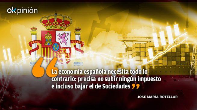 Los presupuestos que España necesita