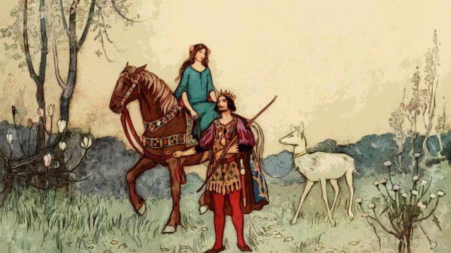 El origen del caballo