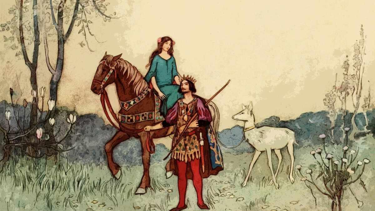 Origen de los caballos