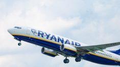 Ryanair recortará un 20% sus vuelos en Europa en octubre ante el desplome de la demanda