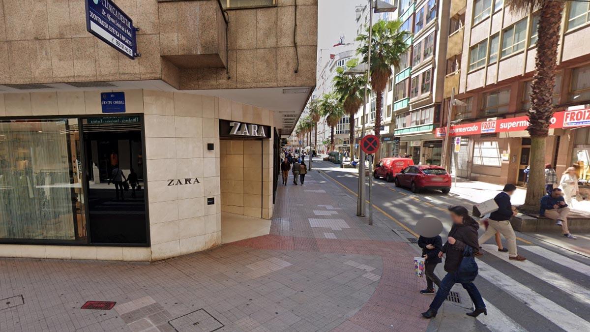 Zara en Pontevedra