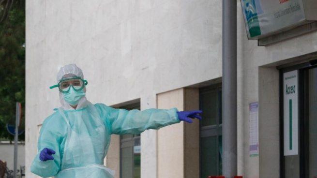 46 hospitalizados por coronavirus en Andalucía, 12 en la UCI