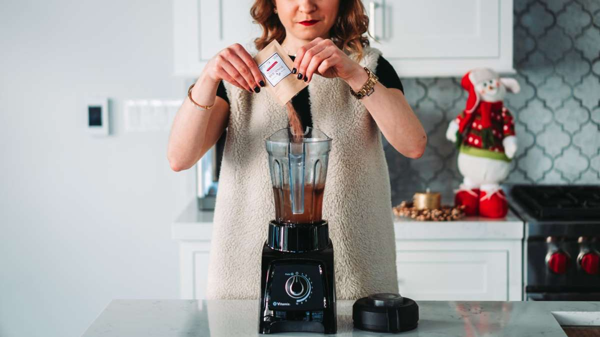 Las licuadoras o batidoras de vaso son de gran ayuda para comer sano