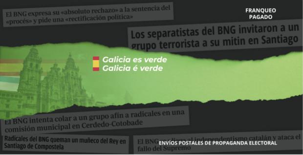 Correos retiene los sobres electorales de Vox por denunciar que la delincuencia aumentó en el País Vasco