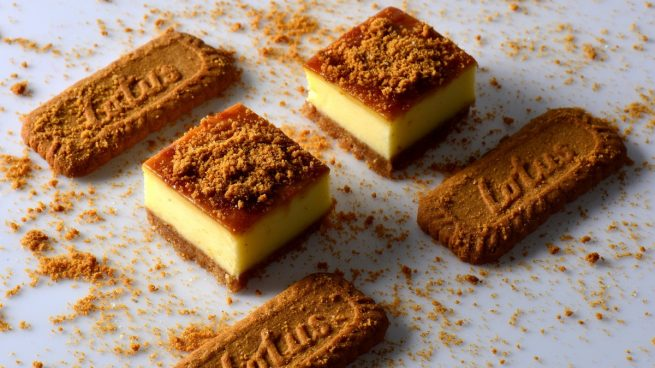 Receta de cheesecake de galletas lotus sin horno