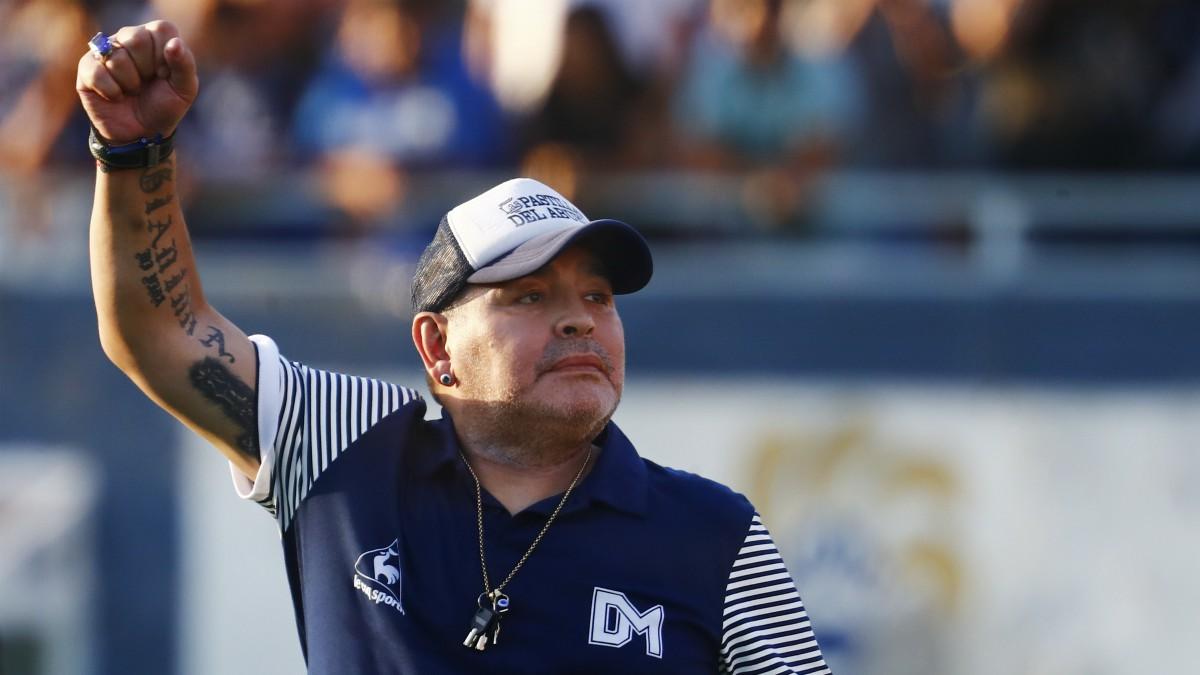 Última hora de la muerte de Maradona, en directo