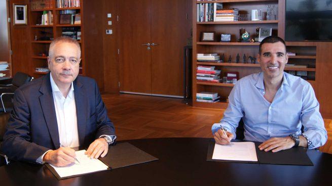 DFactory y Barcelona Tech City firman un acuerdo para impulsar un ecosistema tecnológico en Barcelona
