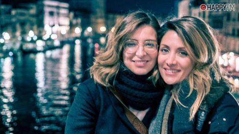 Nagore Robles y Sandra Barneda