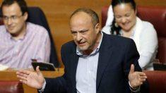 Rafa Rubio, en su etapa de diputado en Les Corts. Foto: EFE