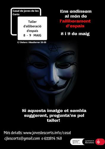 El Ayuntamiento de Colau imparte cursos de okupación para jóvenes «basados en teorías anarquistas»