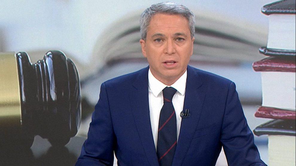 Vicente Vallés está siendo uno de los periodistas más virales del año