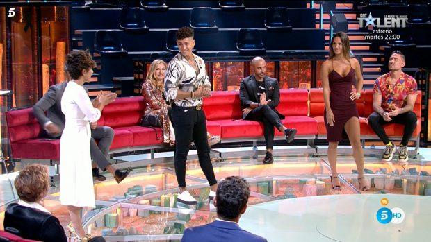 'La casa fuerte': Ferre y su novia Cristina, segunda pareja de concursantes confirmada