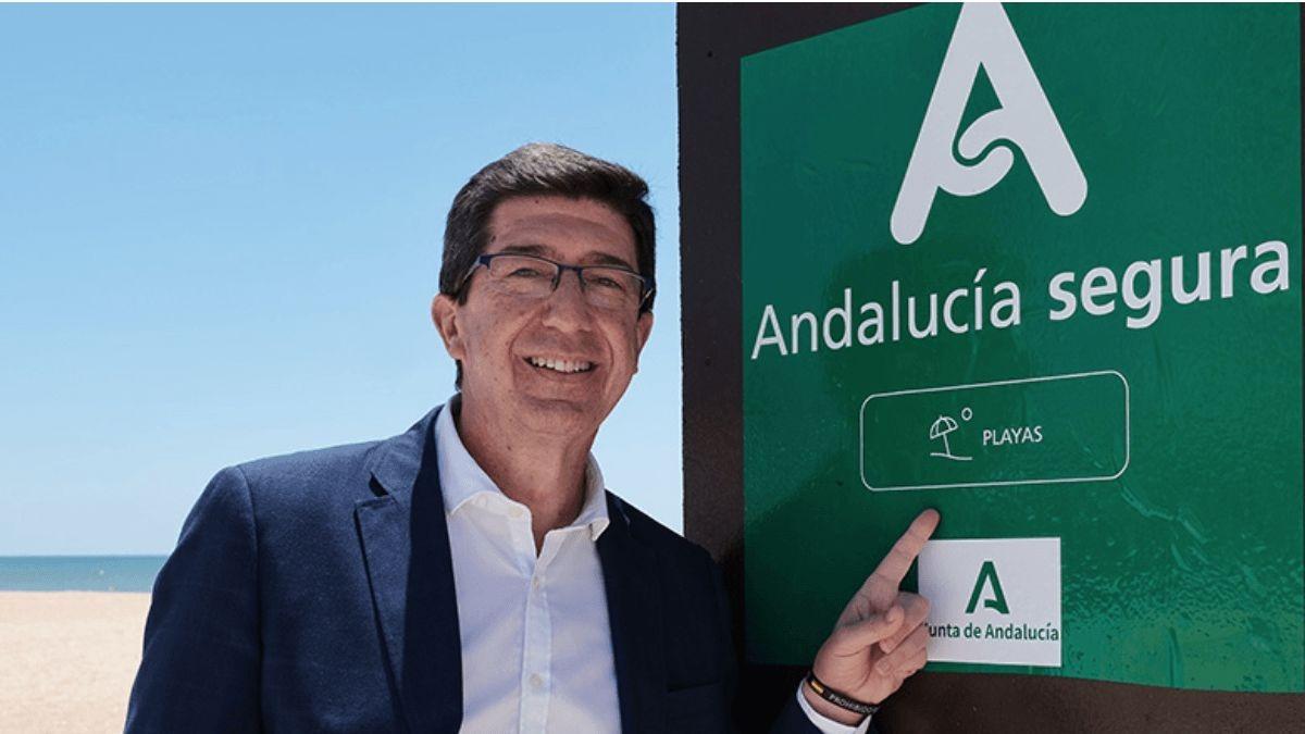 Sello «Andalucía Segura»