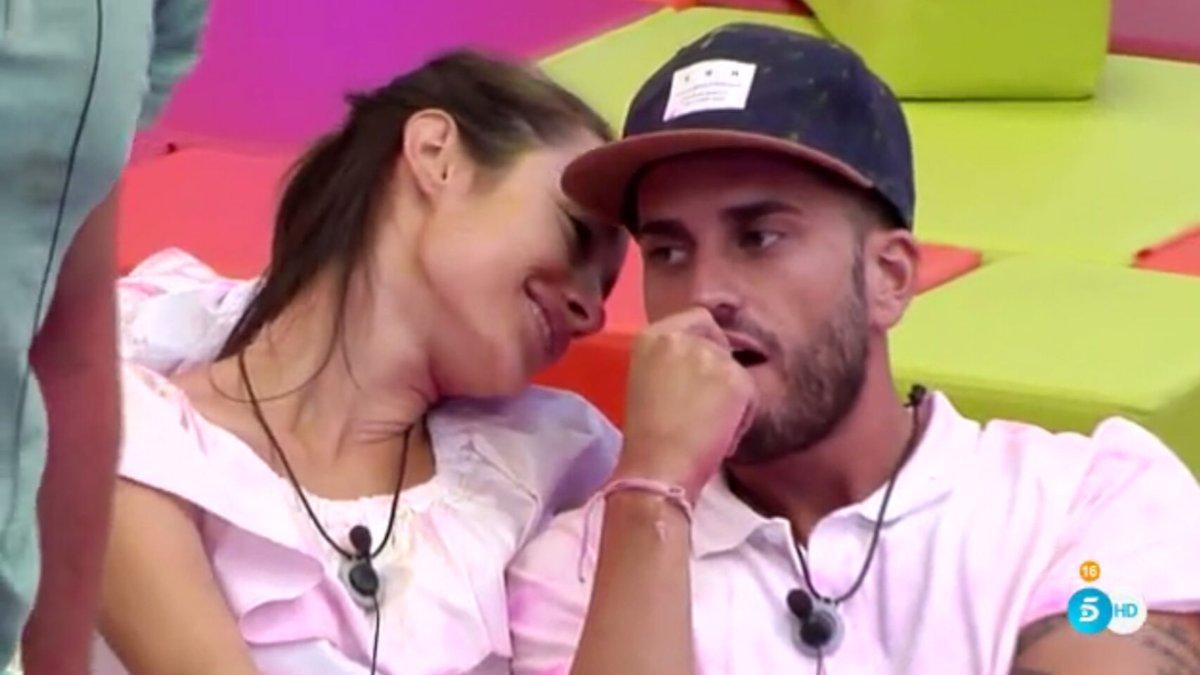 Adara y Rodrigo