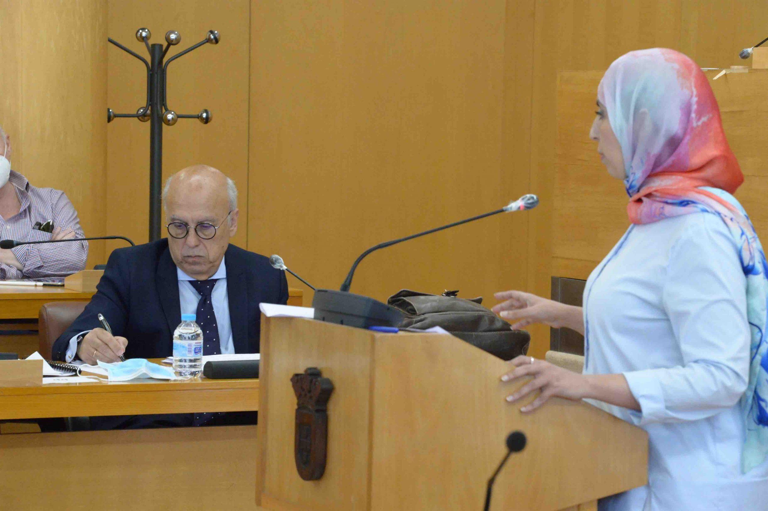 Cvirus.-El consejero de Sanidad de Ceuta, «amenazado» por no permitir sacrificios en casas o la calle en Pascua islámica