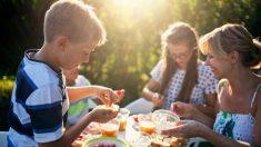 Fáciles desayunos que puedes hacer para los niños este verano