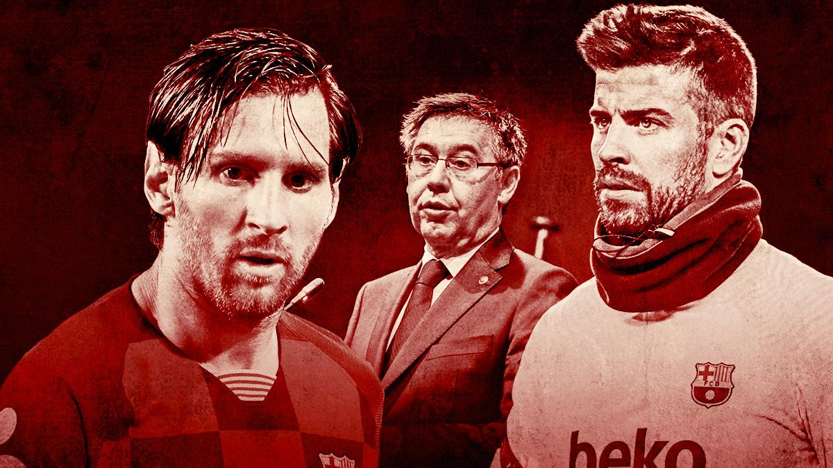 El Barça afronta el final de una era.