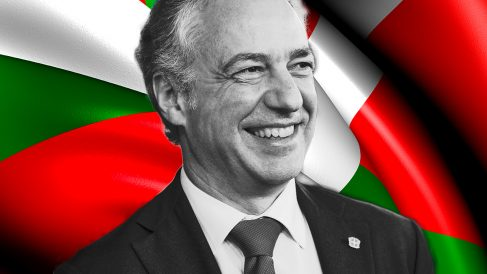 Iñigo Urkullu, candidato del PNV en las elecciones del 12-J