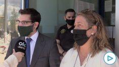 Mujer acusada por pasear alrededor del casoplón de Iglesias