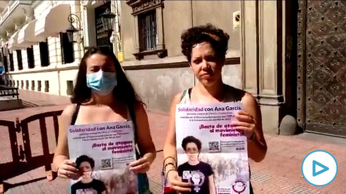 Cargos de Podemos impulsan una campaña para que Irene Montero retire una multa a una sindicalista